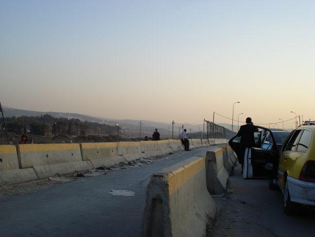 Huwara Checkpoint