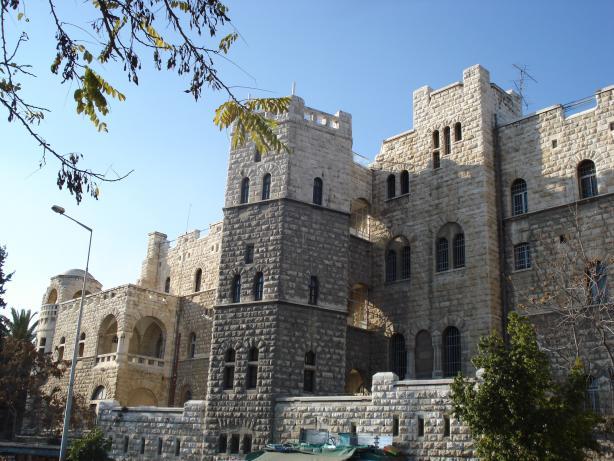 Jerusalem Schmidt