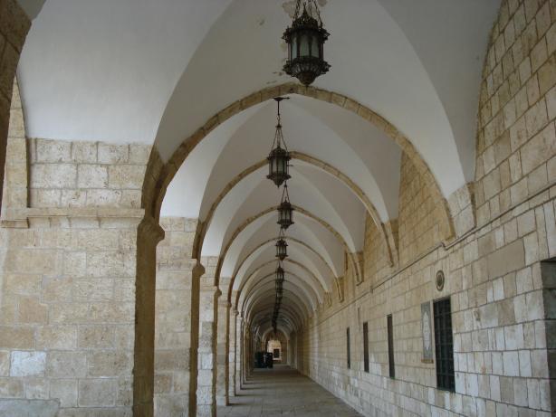 Jerusalem 7aram Arches