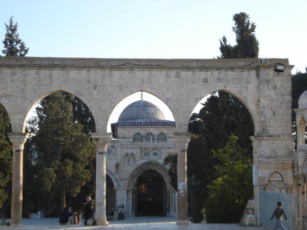 Jerusalem Al-Aqsa Mosque