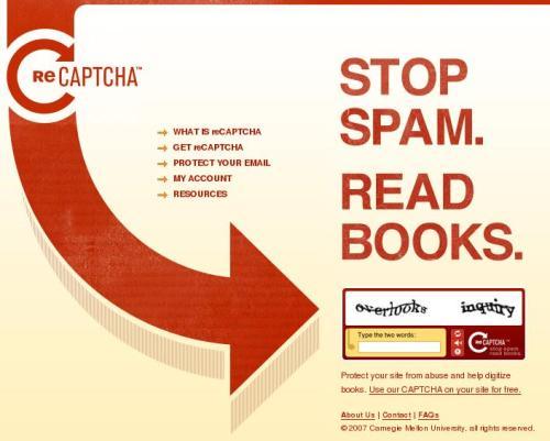 เพิ่มระบบป้องกันในบล็อกติก้าด้วย reCAPTCHA